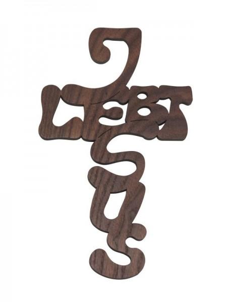 "Kreuz ""Jesus lebt"", Thermoesche"