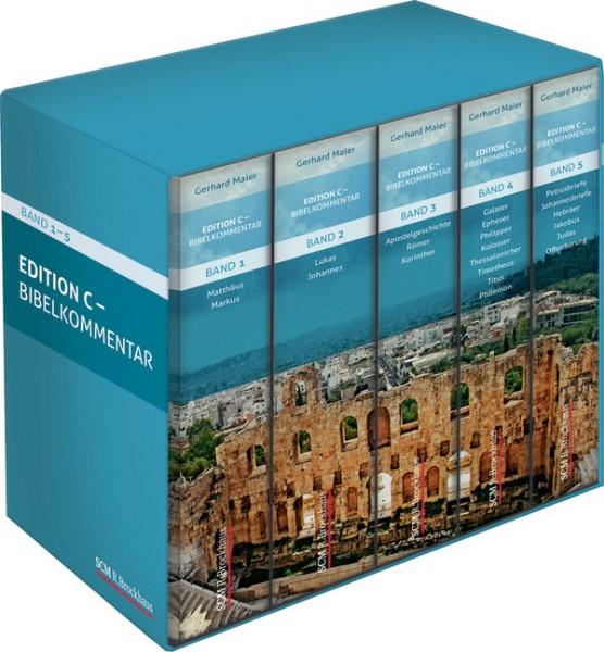 Edition C Bibelkommentar, Neues Testament