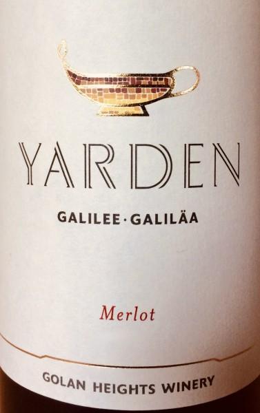Yarden - Merlot