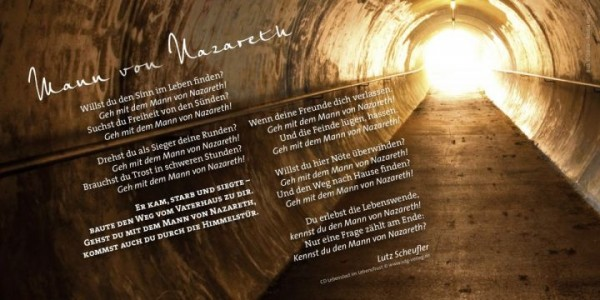 Mann von Nazareth