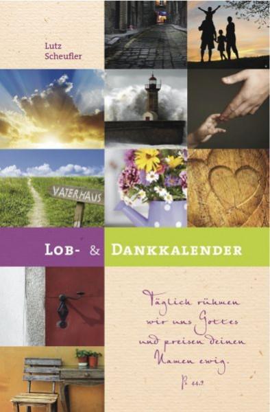 Lob- und Dank-Kalender